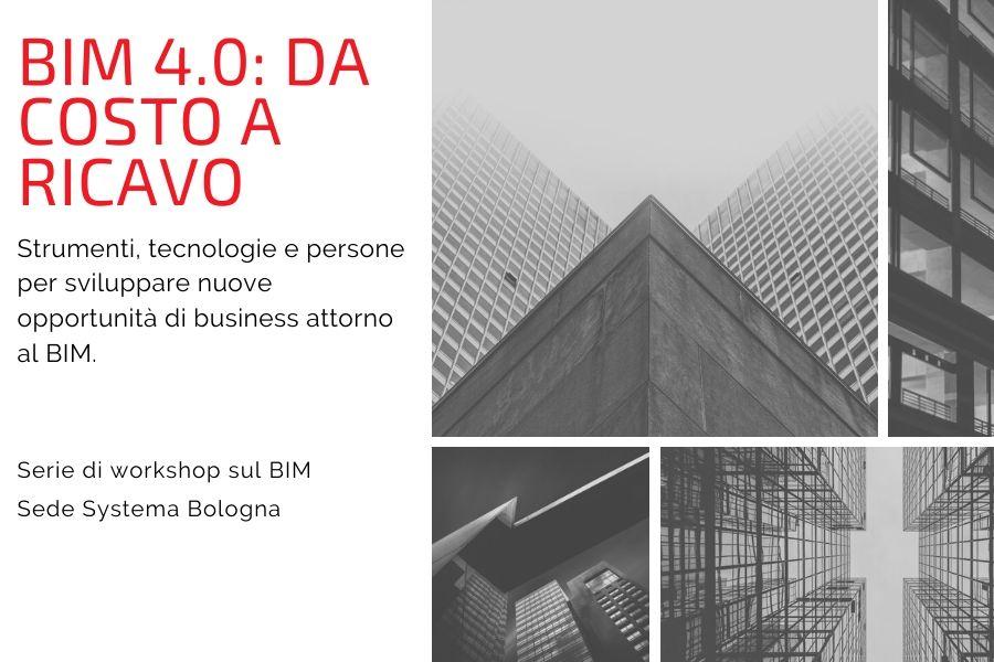 Workshop BIM Bologna